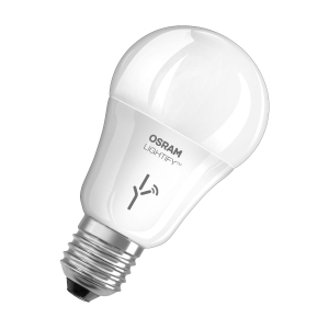 Osram Lightify classic LED lamp A 60 RGBW integrated smart lighting function