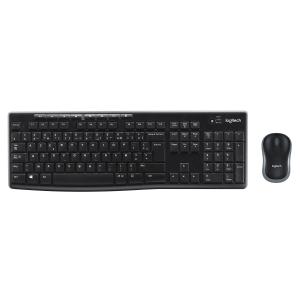 Logitech MK270 muis en toetsenbord - azerty