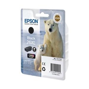 Epson 16XL inkt cartridge, zwart, hoge capaciteit