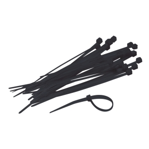 Tie wrap 300 x 4,8 mm black - pack of 250