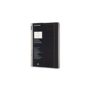 Moleskine Notebook A4 gelijnd zwart