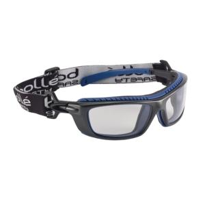 Safety goggles Baxter BAXPSI Bollé, waterproof, black/grey