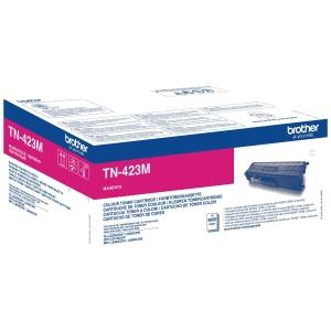 Brother TN423M toner cartridge, magenta, hoge capaciteit