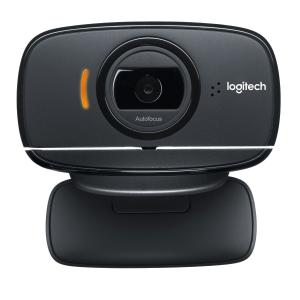 Logitech B525 HD webcam, zwart