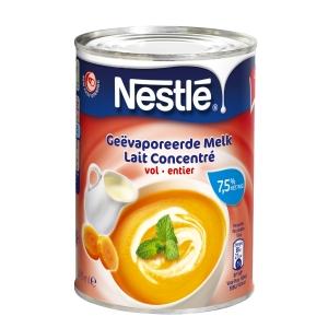 Nestlé geëvaporeerde melk 7,5% 385ml - pak van 24