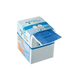 HEKA PLAST detectable bandage in dispenserbox - 8cm x 5m