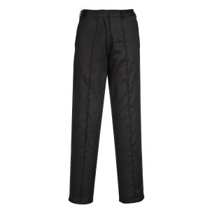 Portwest LW97 tuniek broek dames, polyester/katoen, zwart, maat XXL