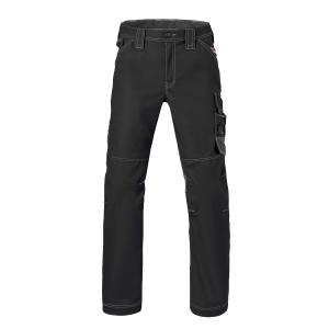 Havep 80231 Attitude werkbroek polyester/katoen 260gr zwart/antraciet - Maat 50