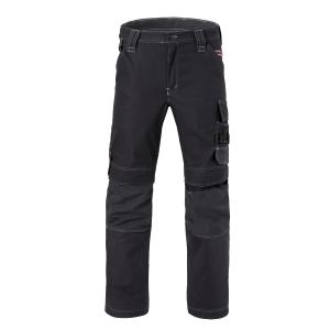 Havep 80229 Attitude werkbroek katoen/polyester 310gr zwart/antraciet - Maat 60