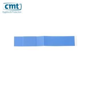 CMT HEKA® PLAST hygiënische detectiepleisters, vingers, blauw, 100 stuks