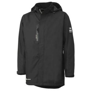 Helly Hansen Haag Shell jas, zwart, maat 3XL, per stuk