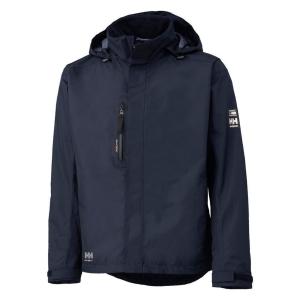Helly Hansen Haag Shell jas, marineblauw, maat 3XL, per stuk
