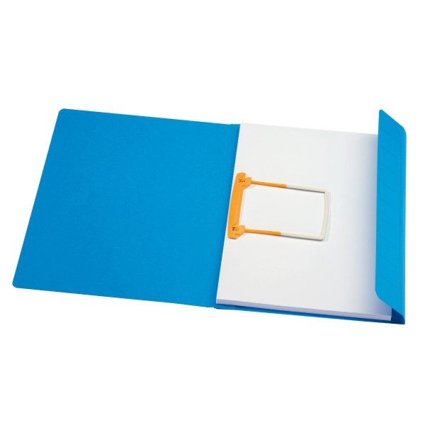 Jalema Secolor klemmap A4 karton 270g blauw