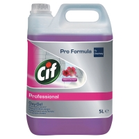 CIF OXY GEL MULTI-USAGES 5 LITRES PARFUM ORCHIDEE