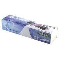 RUBAN TRANSFERT THERMIQUE ORIGINAL SAGEM PHONEFAX 2300/2400/2600/2700 TTR900