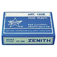 BOITE 1000 AGRAFES ZENITH 130