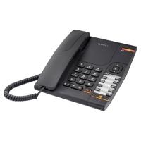 TELEPHONE FILAIRE ANALOGIQUE ALCATEL TEMPORIS 380 NOIR
