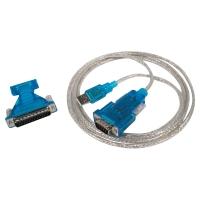ADAPTATEUR CONVERTISSEUR DACOMEX USB 2.0 RS232