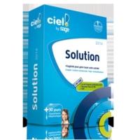CIEL SOLUTION 2015 (COMPTABILITE+GESTION COMMERCIALE+PAIE+IMMOBILISATIONS)