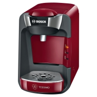 MACHINE A CAFE SUNY TASSIMO MULTIBOISSONS TAS3203 ROUGE