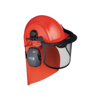 KIT FORESTIER HOWARD LEIGHT CASQUE COQUILLES VISIERE