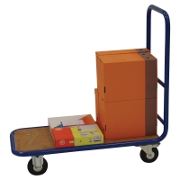 CHARIOT A DOSSIER FIXE SUPPORTE 250KG PROVOST