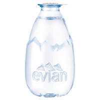 PK24 EVIAN MINERAL WATER 20CL