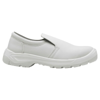 PAIRE DE CHAUSSURES SUGAR S2 INDUSTRIE ALIMENTAIRE POINTURE 38 BLANCHES