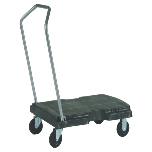 CHARIOT DE TRANSPORT TRIPLE RUBBERMAID
