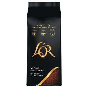 L or moulu arome équilibre - 1kg moulu
