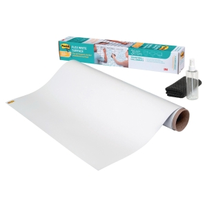 Tableau blanc en rouleau Super Sticky  Post-It 60.9cm x 91.4cm