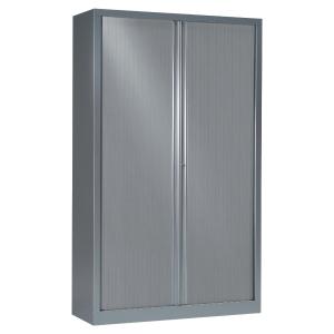 Armoire à rideaux démontable Pierre Henry - 198 x 120 cm - aluminium