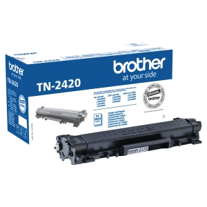 Cartouche laser Brother TN-2420 noire