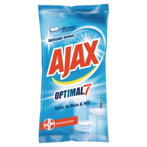 BX50 AJAX SANITIZER WIPES