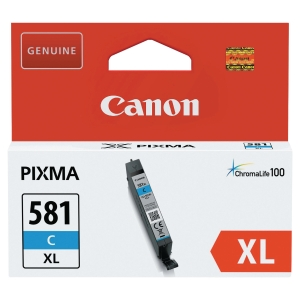 Cartouche d encre Canon CLI-581 XL - cyan