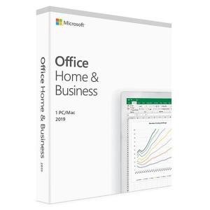 Suite Microsoft Office Famille et Petite Entreprise 2019 - pour PC