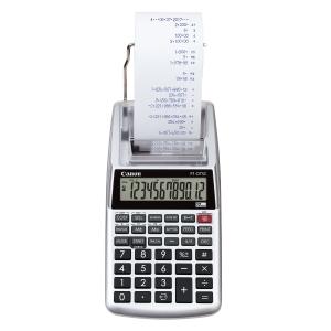 Calculatrice imprimante canon p1-dtsc ii avec adaptateur