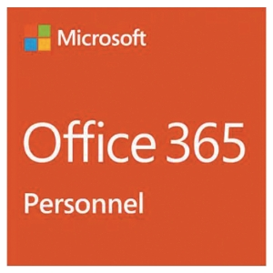 Suite Microsoft Office 365 personnel 1 an