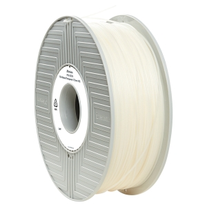Filament 3D PLA Verbatim 1,75mm transparent
