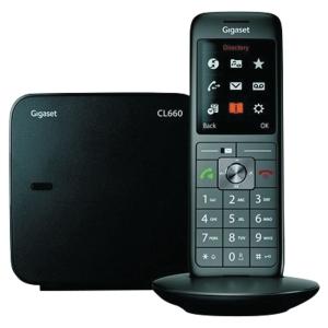 Téléphone sans fil Dect Gigaset CL660
