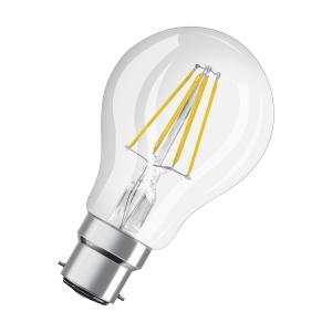 Ampoule LED Osram - 7W = 60 W - standard - culot B22