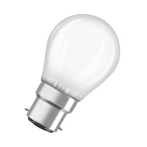 Ampoule LED Osram - 4 W = 40 W - standard - culot B22