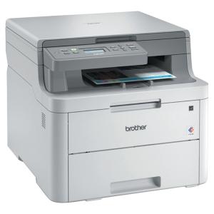 Imprimante multifonction laser couleur Brother DCP-L3510CDW