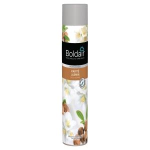 Désodorisant Boldair - karité jasmin - aérosol de 750 ml