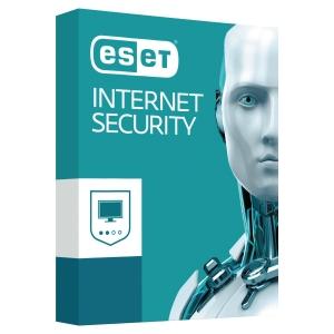 Suite Eset Internet security - pour 3 PC - 1 an