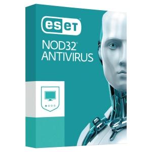 Antivirus Eset Nod 32 - pour 3 PC - 1 an