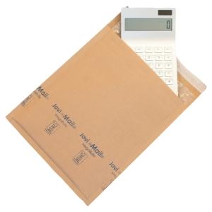 Pochette kraft matelassée Jovi Mail MegaBulle - 220 x 250 mm - par 50