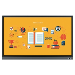 Ecran interactif BenQ RM7601K - LCD plat à rétroéclairage DEL - 86