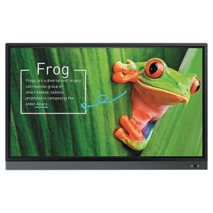 Ecran interactif BenQ RM7501K - LCD plat à rétroéclairage DEL - 75
