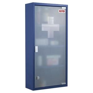 Armoire à pharmacie - grand modèle - bleue